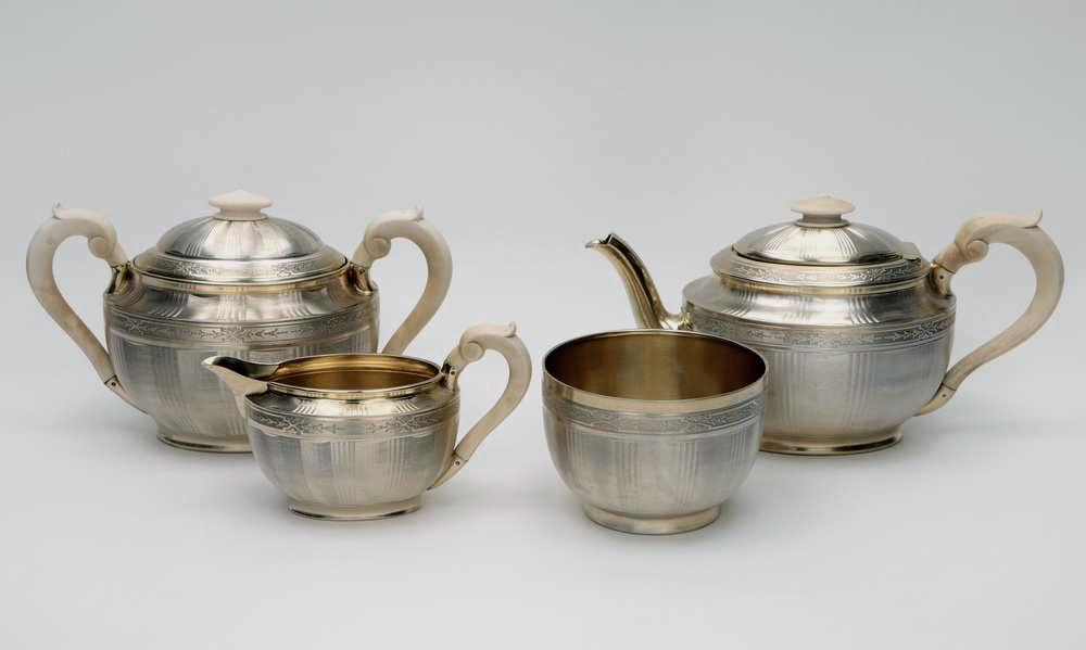 Вред серебряной посуды