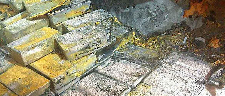 Как почистить серебро от темного налета
