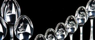В чем разница между мельхиоровым предметом и серебряным?